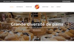 Site Web de Le Paneton Fertois