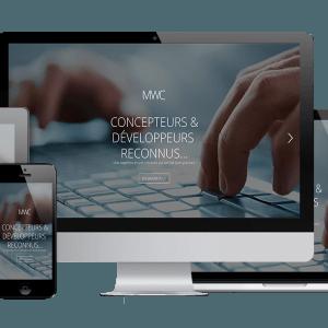 My Web Création développe tous ses sites avec la technologie responsive design.