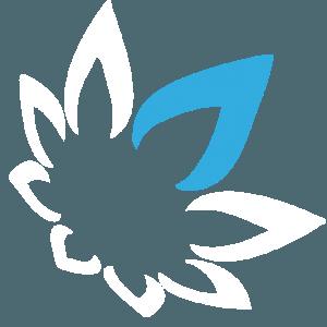 Logo Blanc - Fleur